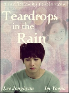 teardrops in the rain