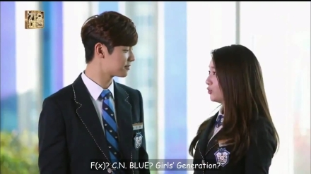 131229 The Heirs Parody