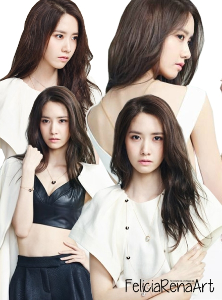 Yoona Marie Claire 2014